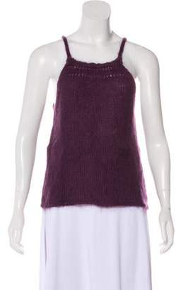 Marni Mohair-Blend Sleeveless Top