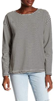 Current\u002FElliott The Breton Long Sleeve Tee