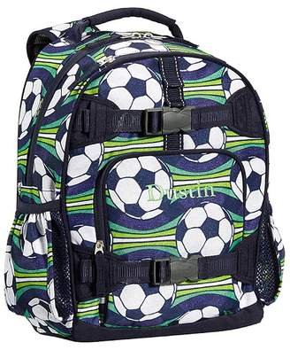 Pottery Barn Kids Small Backpack, Mackenzie Navy Soccer