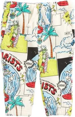 Stella McCartney Loopie Cartoon Print Sweatpants