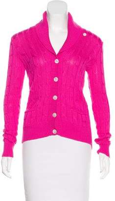 Ralph Lauren Long Sleeve Button-Up Cardigan