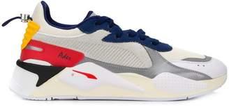 Puma contrast sneakers