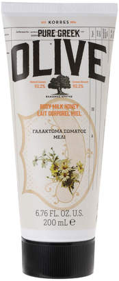 Korres Natural Pure Greek Olive and Honey Body Milk 200ml