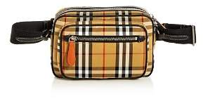 Burberry Clementine Vintage Check Utility Bag