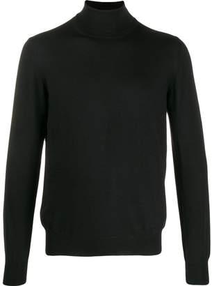 Tagliatore turtleneck fitted jumper