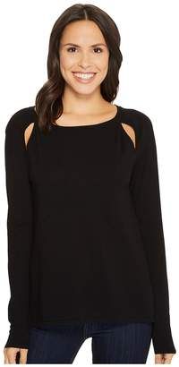 NYDJ Slash Front Sweater Women's Sweater