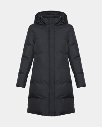 Theory Eco Hooded Puffer Coat