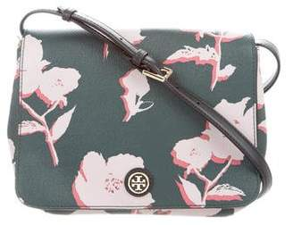 Tory Burch Floral Print Crossbody Bag