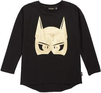 Rock Your Baby Rock Your Kid Caped Crusader T-Shirt