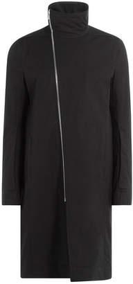 Rick Owens Cotton-Blend Jacket