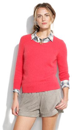 Snowfall Sweater
