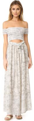 Saylor Marissa Maxi Dress $253 thestylecure.com