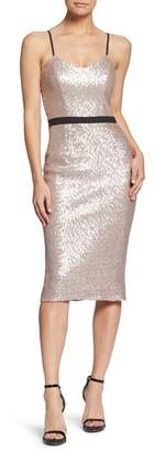 Dress the Population Emma Sequin Body-Con Dress