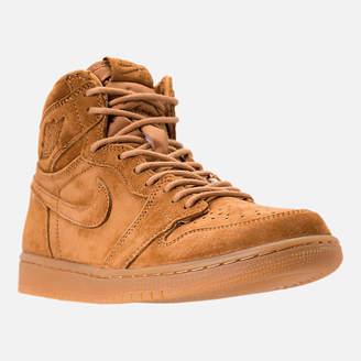 Nike Men's Air Jordan 1 Retro High OG Basketball Shoes