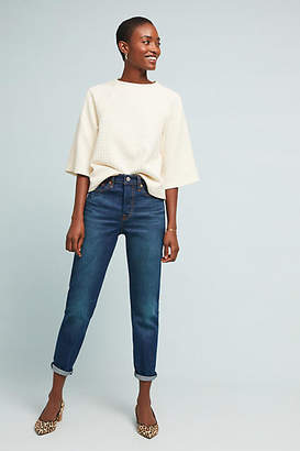 Levi's Wedgie Ultra High-Rise Straight Jeans