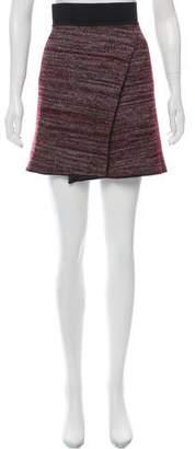 Isabel Marant Knit Wrap Skirt
