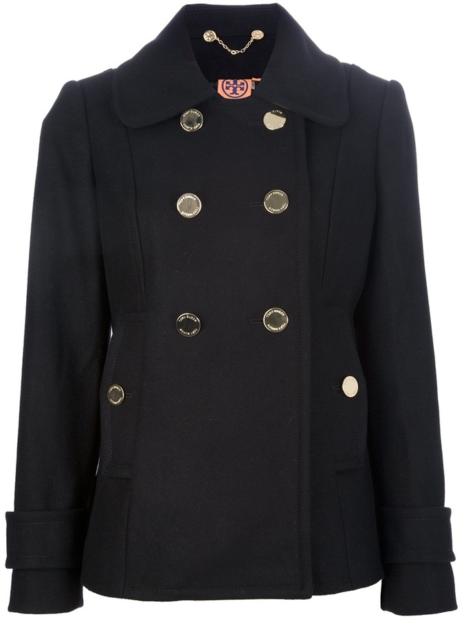 Tory Burch Classic pea coat