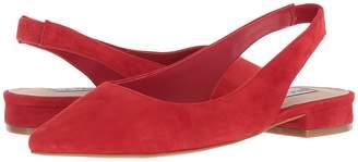 Steve Madden Envi Slingback Flat Women's Sling Back Shoes