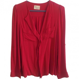 Stella Forest Red Top for Women