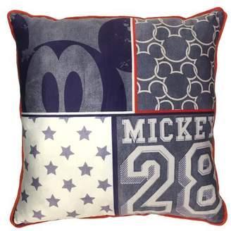 Disney Mickey Americana Decorative Toddler Pillow