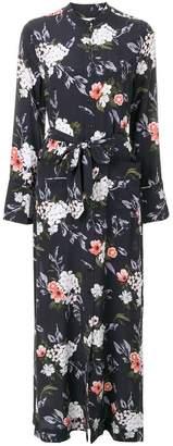 Equipment floral Britten maxi dress