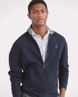 Ralph Lauren Luxury Jersey Track Jacket