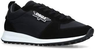DSQUARED2 Leaf Logo Runner Sneakers