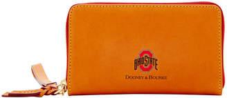 Dooney & Bourke NCAA Ohio State Zip Around Phone Wristlet