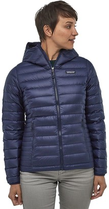 Patagonia Down Sweater Full-Zip Hooded Jacket - Women's