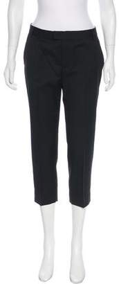 Band Of Outsiders Mid-Rise Straight-Leg Jeans