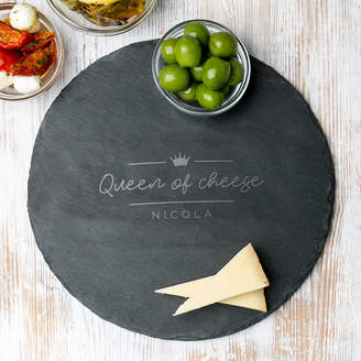 Dust and Things Personalised Cheese Board For Mum / Her