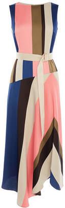 Karen Millen Abstract Print Dress