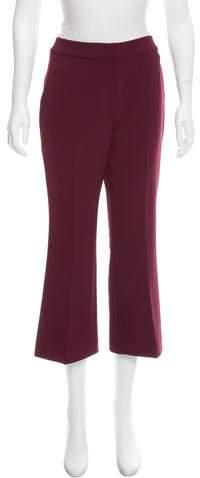 Kate Spade New York High-Rise Wide-Leg Pants