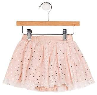 Stella McCartney Girls' Printed Tulle Skirt w/ Tags