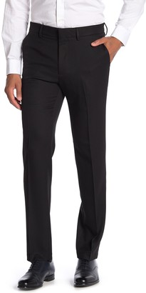 """Kenneth Cole Reaction Stretch Gab Suit Separates Trousers - 29-34"""" Inseam"""
