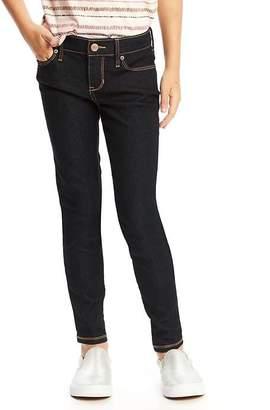 Old Navy Dark-Rinse Super Skinny Jeans for Girls