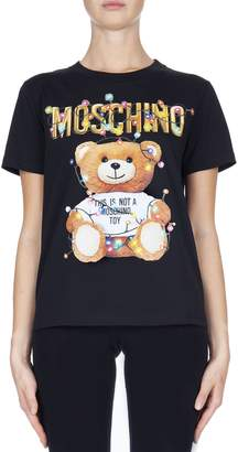 Moschino Christmas Teddy Tee