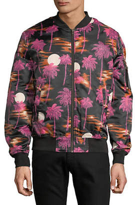 Wesc Hawaii Bomber Jacket
