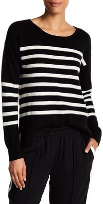 Joie Simonne Wool & Cashmere Blend Sweater $298 thestylecure.com
