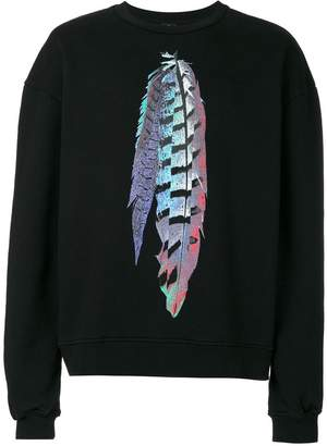 Marcelo Burlon County of Milan Genek スウェットシャツ