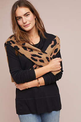 Bordeaux Samara Cowl Neck Tunic