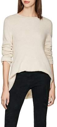The Row Women's Sabel Cashmere-Blend Sweater - Beige, Tan
