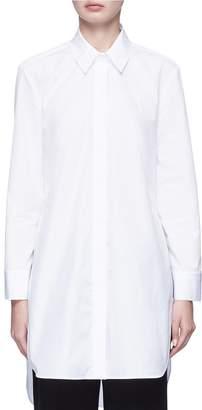Neil Barrett High low hem shirt