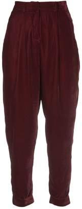 Patbo high waist trousers