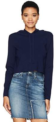 Milly Women's Cropped Hoodie