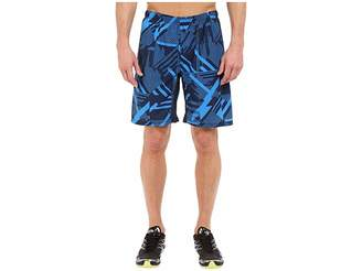 The North Face NSR Dual Shorts (Cosmic Blue Print