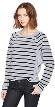 Stateside Women's Cotton Long Sleeve Raglan