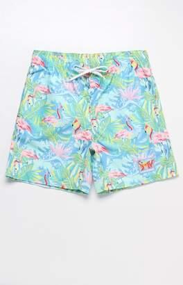 "Trunks PacSun null MTV Flamingo 18"" Swim"