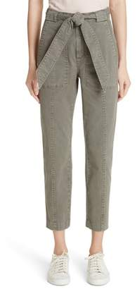 Rebecca Taylor Twill Ankle Pants