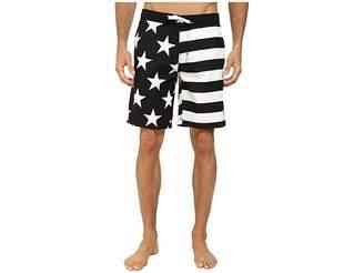 U.S. Polo Assn. Americana Boardshorts Men's Swimwear